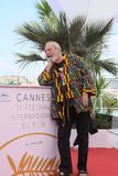 Terry Gilliam attends the photocall. For the `The Man Who Killed Don Quixote` during the 71st annual Cannes Film Festival at Palais des Festivals on May 19 Stock Photography