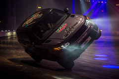 Terry Grant Stunt, Autosport International 2016 Stock Photography
