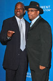 Terry Lewis. Jerome and Terry Lewis at the Inaugural GRAMMY Jam Event Featuring Earth, Wind & Fire at the Wiltern LG Theater, Los Angeles, CA. 12-11-04 Stock Image