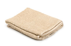 Terry towel Stock Photo