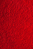 Terry towel texture. Texture of a red terry-cloth bath towel Stock Image