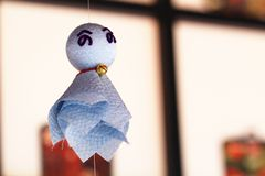 Teru teru bozu Royalty Free Stock Photography