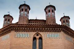Teruel, Aragon, Espagne photo stock