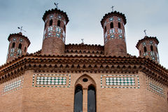 Teruel, Aragon, Espanha foto de stock