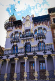 Teruel, Aragon, Spain Stock Photos