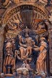 Teruel Aragon, Spanien royaltyfria foton