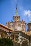 Teruel cathedral spain Stock Images