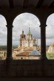 Teruel katedra Zdjęcie Royalty Free