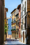 Teruel Rural Streets Stock Photos