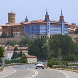 Teruel - Spain Stock Photo