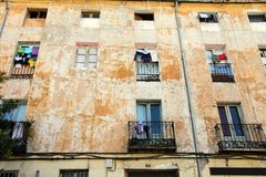 Teruel stad Aragon Spanje Royalty-vrije Stock Foto