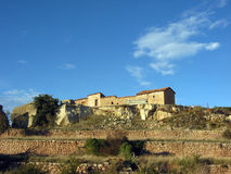Teruel town Stock Photo