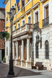 Teruel urząd miasta Obrazy Royalty Free