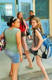 Terug naar school Stock Fotografie