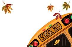Terug naar School in September Royalty-vrije Stock Foto
