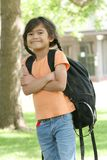 Terug naar schooltijd! stock foto