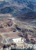 Terug van de Dam Royalty-vrije Stock Afbeelding