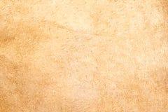 Terug van de textuur van het Leer die van koehuid wordt gemaakt Royalty-vrije Stock Foto's
