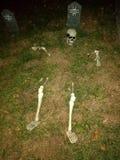 Terug van Dood/Halloween Stock Afbeeldingen