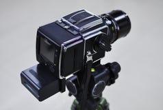 Terug van Professionele Digitale Camera stock fotografie