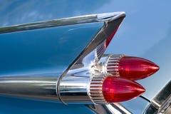 Terug van Uitstekende Auto Stock Afbeeldingen