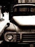 Teruggetrokken Vrachtwagen Stock Afbeeldingen