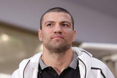 Tervel Pulev boxare arkivbilder