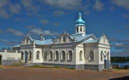 Tervenichesky Intercession Nunnery Royalty Free Stock Photos