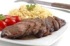 Teryaki Steak Stock Photography
