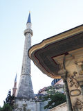 Terza fontana di Ahmet Fotografie Stock Libere da Diritti