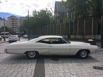 Terza generazione di Pontiac il Bonneville, 1965 fotografie stock