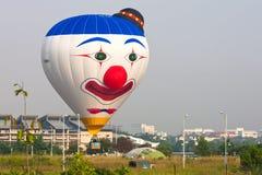 terzi Festa internazionale dell'aerostato di aria calda di Putrajaya Fotografia Stock