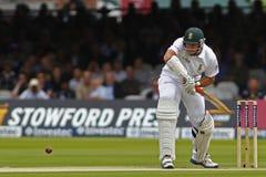 Terzo giorno 2012 della partita amichevole dell'Inghilterra v Sudafrica 1 Fotografie Stock