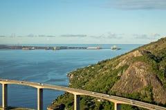Terzo ponte Fotografia Stock