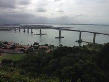 Terzo ponte Brasile immagine stock