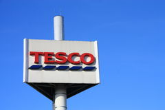 Tesco Stock Photography