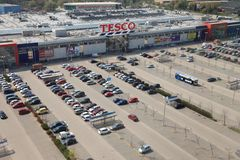 Tesco Royalty Free Stock Images