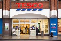 Tesco Royalty Free Stock Photo