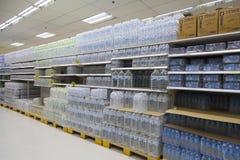 Tesco Lotus Supermarket Stock Photo