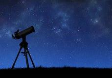 Tescope Royalty Free Stock Image