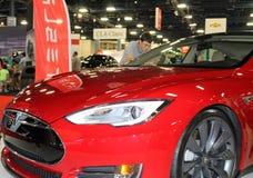 Tesla-Eckendetail Lizenzfreie Stockfotos