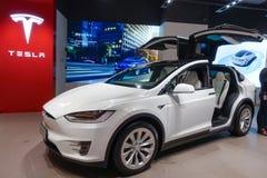 Tesla electric car sales shop electric car
