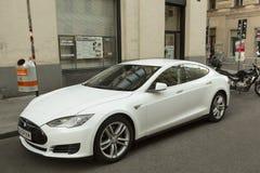 Tesla motorer Royaltyfri Foto