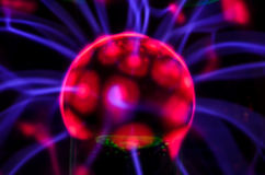 Tesla sphere Stock Images