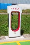 Teslacompressor Royalty-vrije Stock Afbeelding