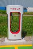 Teslacompressor Stock Afbeeldingen