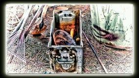 Tesoro dei minatori immagine stock