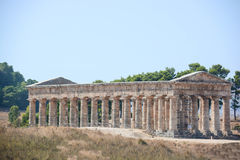 Tesoro della Sicilia fotografia stock libera da diritti