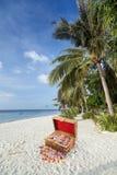 Tesoro tropical de la isla Fotografía de archivo libre de regalías