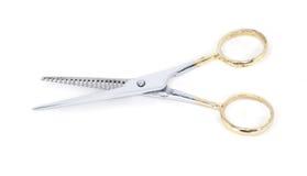 Tesouras do cabelo Imagem de Stock